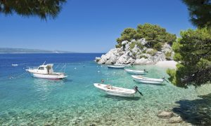Nejkrásnější chorvatské pláže pro dospělé