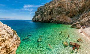 10 nejlepších pláží v Chorvatsku