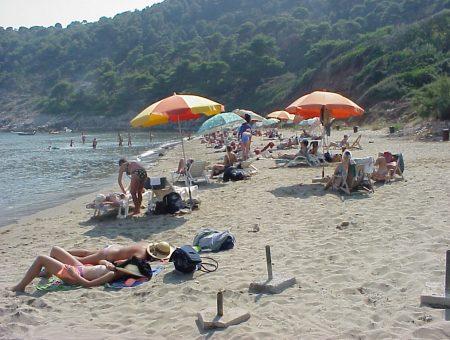 Pláže v Chorvatsku – obecně