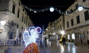 Silvestr a Nový rok v Dubrovníku